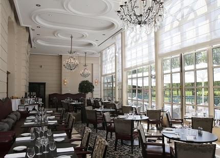Restaurants & Bars at Waldorf Astoria Versailles - Trianon Palace